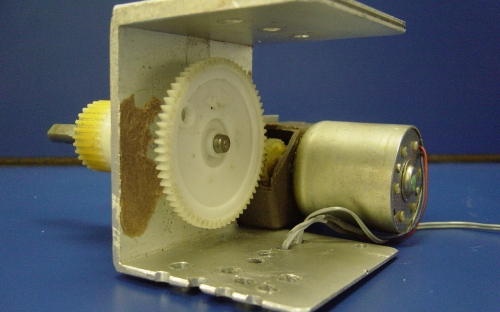 Engranes y motores